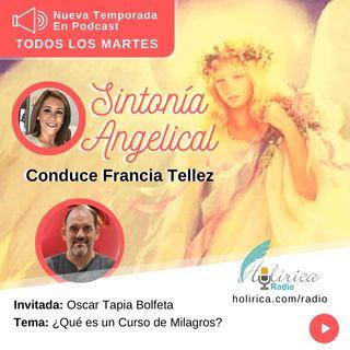 Sintonía Angelical - ¿Qué es un curso de Milagros?