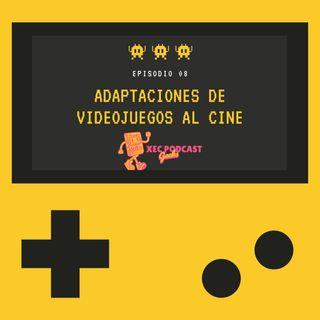 Episodio 08 - Adaptaciones de Videojuegos al Cine!