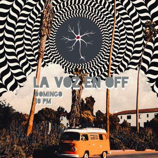 La Voz en Off ft. Los Aguas Aguas