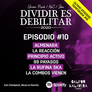 Dividir es Debilitar #10