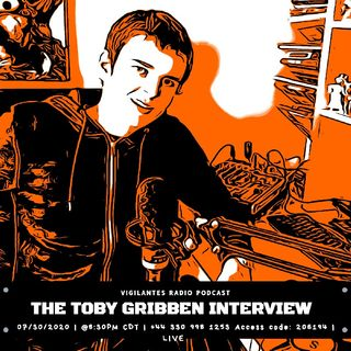 The Toby Gribben Interview.