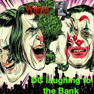 iWalter- DC is laughing themselves To The Bank