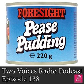 Pease Pudding, no-knead bread making, no coal, crafting on TV, 1940s radio EP 138
