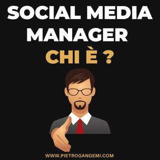 Social Media Manager Italia - Chi è e  Cosa fa