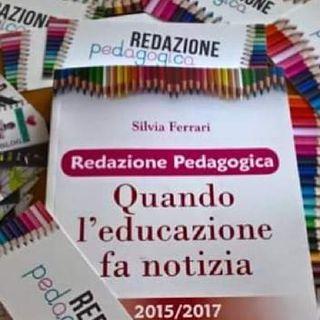 """""""Redazione Pedagogica - Quando l'educazione fa notizia 2015/2017"""" - Estratto di audiolettura."""