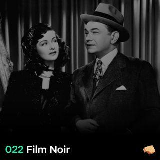 SNACK 022 Film noir