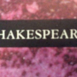 Shakespeare Sunday