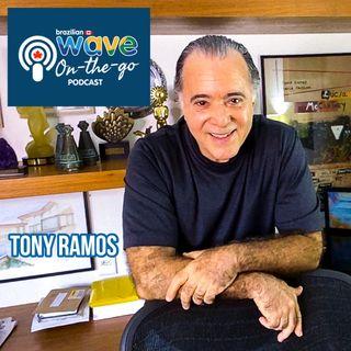 T2:E6 Tony Ramos: 'Eu toco a minha vida com humanismo e a sensibilidade do respeito ao próximo'