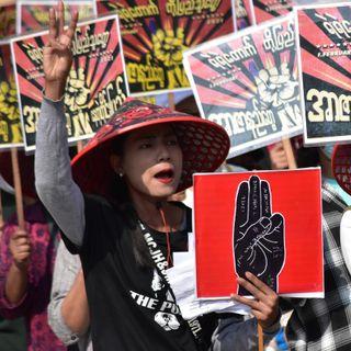 Il golpe in Myanmar all'epoca del Tribalismo
