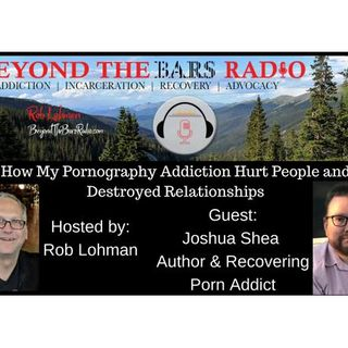 Joshua Shea :  Author of The Addiction Nobody Will Talk About