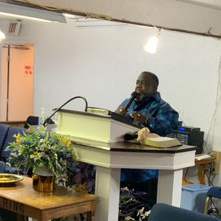 Episode 114 - God's Day with Lady Aunqunic Collins - Tuesday Night Bible Study on 9.22.2020 - Part 1