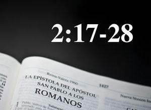 Romanos 2:17-28 / El último escondite: La Religiosidad - Audio