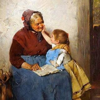 Andersen: La nonna