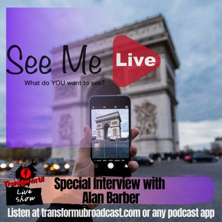 Episode 44: Alan Barber introduces See Me Live