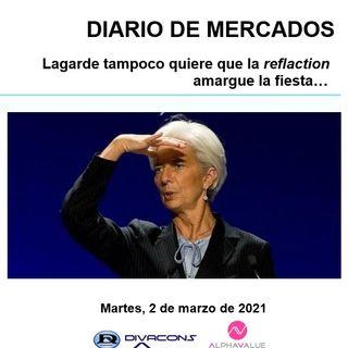 DIARIO DE MERCADOS Martes 2 Marzo