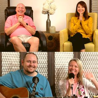 """""""The Illusion of Time"""" Online Weekend Retreat: Closing Session with David Hoffmeister and Frances Xu"""