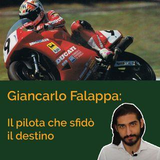 Giancarlo Falappa: il pilota che sfidò il destino