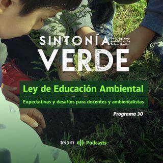 Educación Ambiental: Expectativas y desafíos para docentes y ambientalistas
