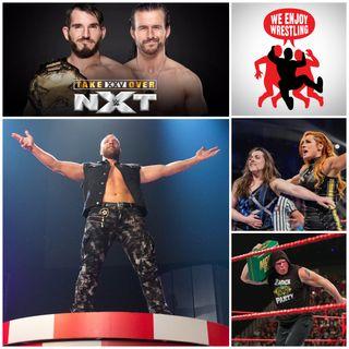 Pandora's Mox (NXT TakeOver XXV Recap)