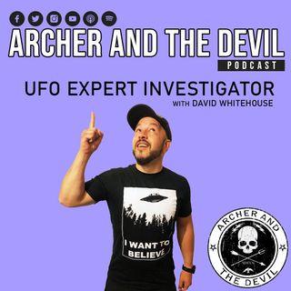 UFO & Alien Expert Investigator - David Whitehouse