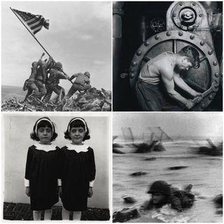 Rumore #12 - Fotografie che hanno ispirato Film - 16/06/2020