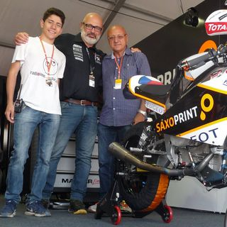 #tr Cosa c'è dietro i paddock della Moto GP?