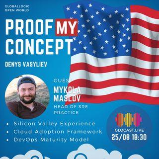 #13 Nic Maslov: Silicon Valley Experience