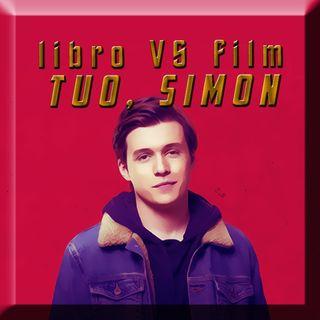 Tuo, Simon - libro VS film