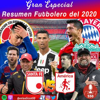 Resumen Futbolero 2020