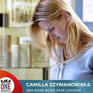 Discover particular insights of ABA Rare Book Fair London with Camilla Szymanowska.will be opened by Sir David Attenborough