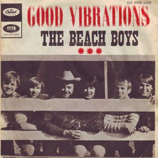 Good Vibrations - The Beach Boys (1966)