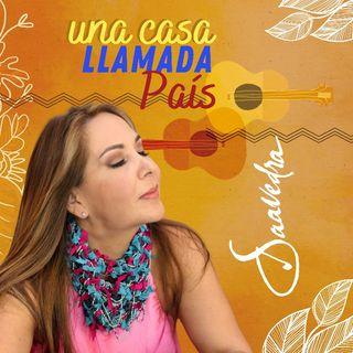 La gran cantautora Saavedra le canta a Colombia y a su gente