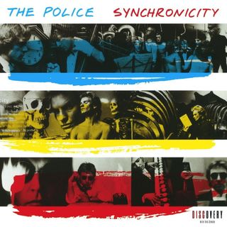 Episode 73 - The Police 'Synchronicity'