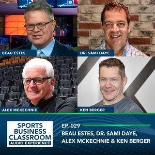 Sports Science Could Be The MVP With Dr. Sami Daye, Alex McKechnie, and Ken Berger