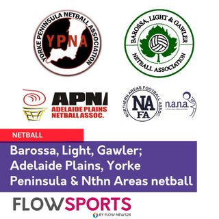 Reviewing last weekend's games and previewing central SA country netball leagues @NetballSA