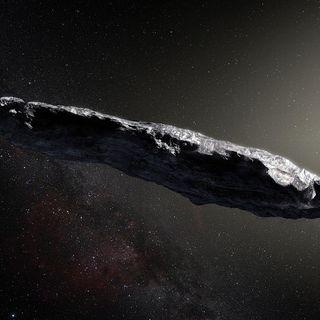 El verdadero origen de Oumuamua. Episodio I. LCF