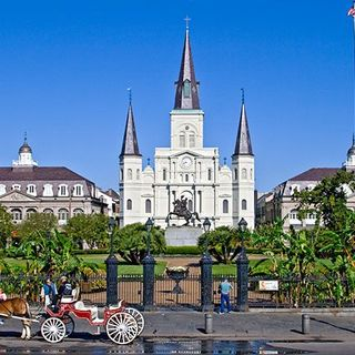 Ep. 291 - Jackson Square in New Orleans