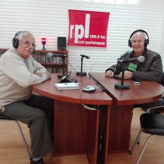 Ricardo Alcantara visita la FIL-LP