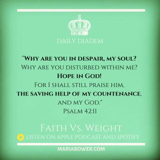 DAILY DIADEM: Got Hope?