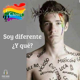 Soy diferente ¿Y qué?