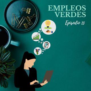 Episodio 13- Empleos verdes