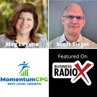 Meg Levene and Scott Siegel, MomentumCPG