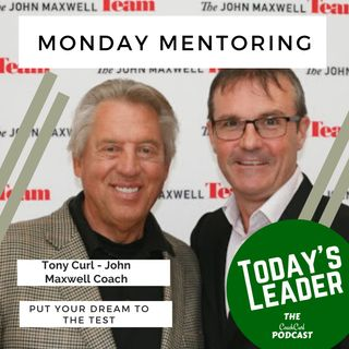 #212 Monday Mentoring - Is Your Dream in Focus?
