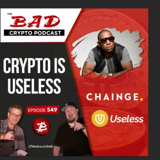 Crypto is Useless Bad News For Sept 15th