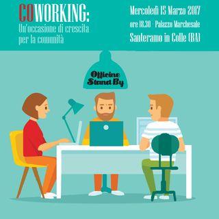 Coworking - occasione per la comunità