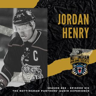 Jordan Henry | Season #03: Episode #12