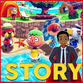 Animal Crossing - Sleep Story