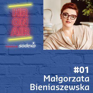 #01 - Małgorzata Bieniaszewska - Od tyrana do lidera
