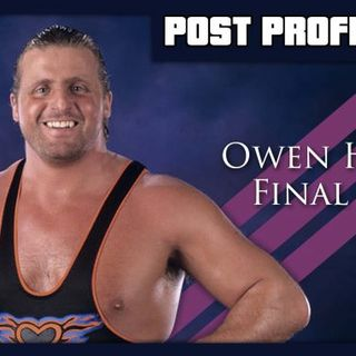 KSS-Post Wrestling's John Pollock On Owen Harts Final Day