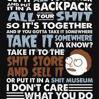 DJ J5 - Ode To Rick And Morty (EDM)